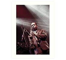 Jazz Messengers 06 Art Print