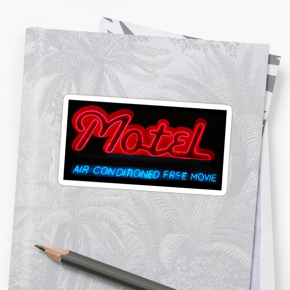 Motel by Karin  Hildebrand Lau