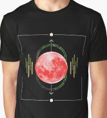 Strawberry Moon Graphic T-Shirt