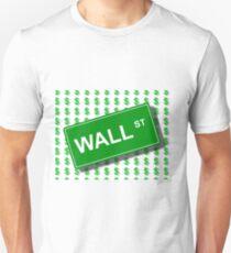 Wall Street Unisex T-Shirt