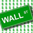 Wall Street by Henrik Lehnerer