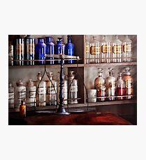 Pharmacy - Apothecarius  Photographic Print