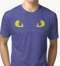The Last Night Fury Tri-blend T-Shirt