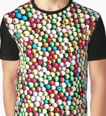 Small Candy Balls Sprinkles #1 Graphic T-Shirt