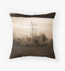 Trentham lake Throw Pillow