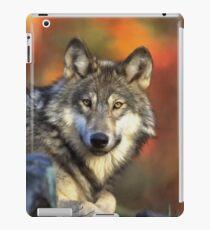 AUTUMN WOLF iPad Case/Skin