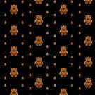 I Love My Teddy Bear - Dress Skirt by deanworld