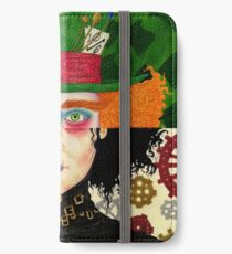 Johnny Depp Character Collage iPhone Wallet/Case/Skin