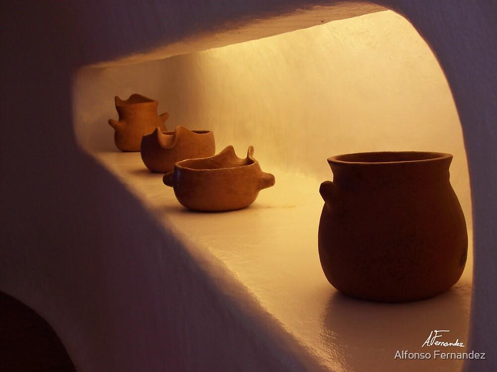 Pottery 2 by Alfonso Fernandez