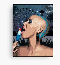 Night sky| GTA effect| Canvas Print