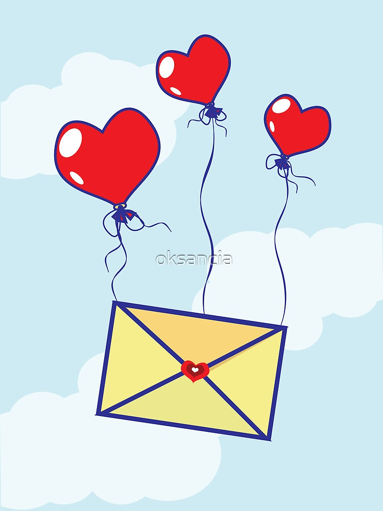 love letter by oksancia
