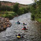 River Trip by David Zacek