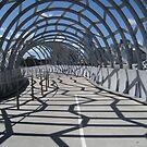 Webb Bridge, Melbourne by David Thompson