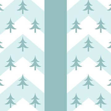 Baby Blue Forest by Wreaux