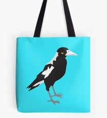 Maggie Magpie Tote Bag