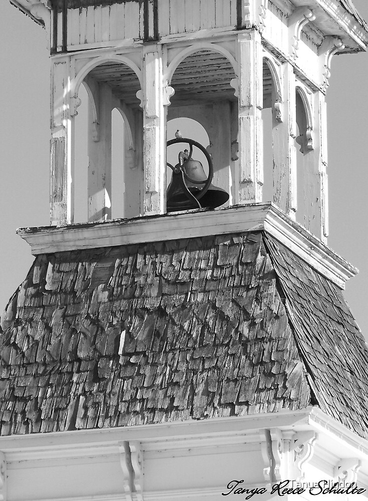 Withered Steeple by Tanya Higdon