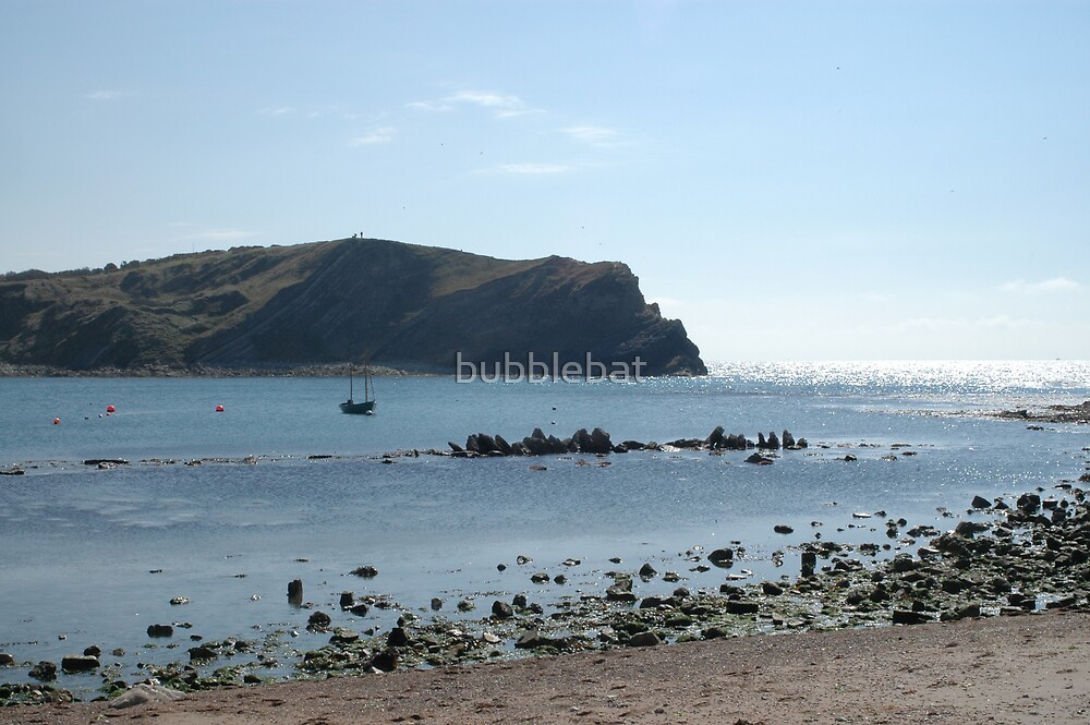 Lulworth Cove 1 by bubblebat