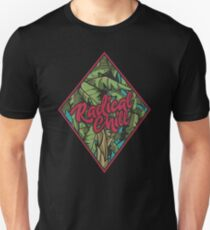 Distressed Radical Chill Graphics T-Shirt