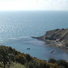 Lulworth Cove 3 by bubblebat