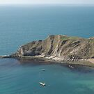 Lulworth Cove 5 by bubblebat