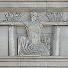 Relief Sculpture, Collins Street, Melbourne by David Thompson