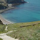 Lulworth Cove 8 by bubblebat