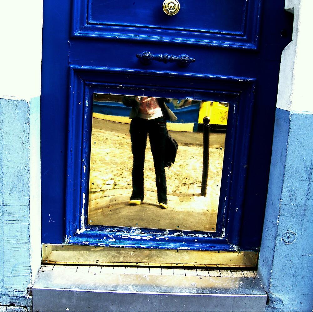 blue door by imogen
