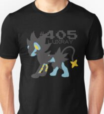 LUXRAY POKEMON Unisex T-Shirt