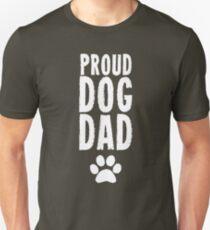 Proud Dog Dad Shirt T-Shirt