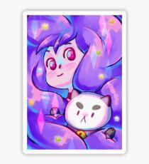 Dream World Sticker
