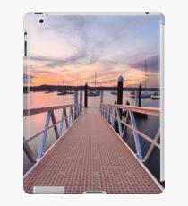 Sunset at Saratoga Australia iPad Case/Skin