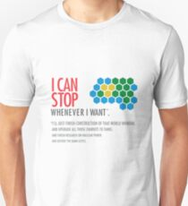 I Can Quit Anytime, But First... Civilization Game Unisex T-Shirt