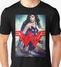 Super Woman Gal Gadot T-Shirt
