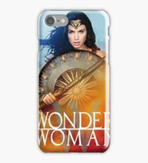Super Woman Gal Gadot iPhone Case/Skin