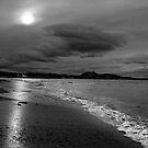 The Beach III by Chris Clark