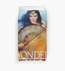 Super Woman Gal Gadot Duvet Cover