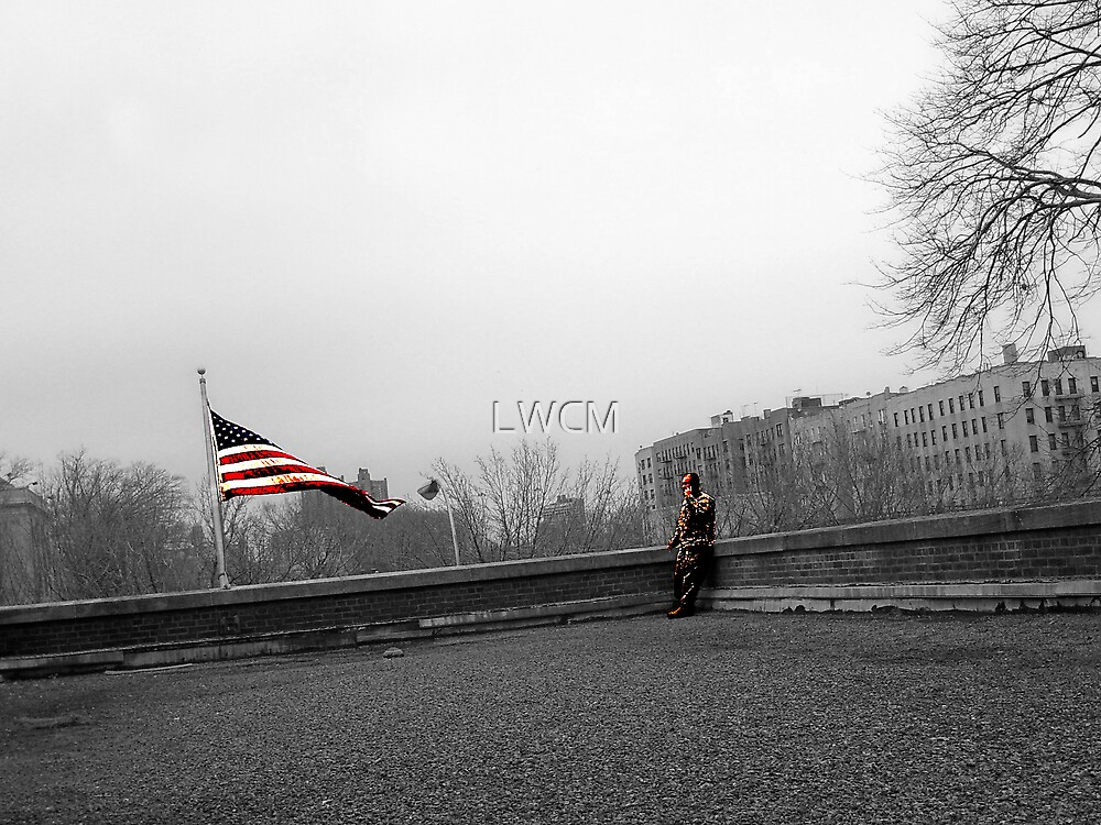 The Soldier 2 by LWCM