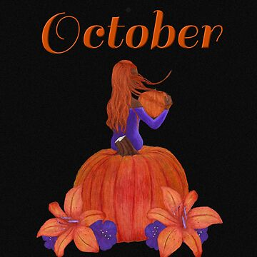 October by ArianaFire