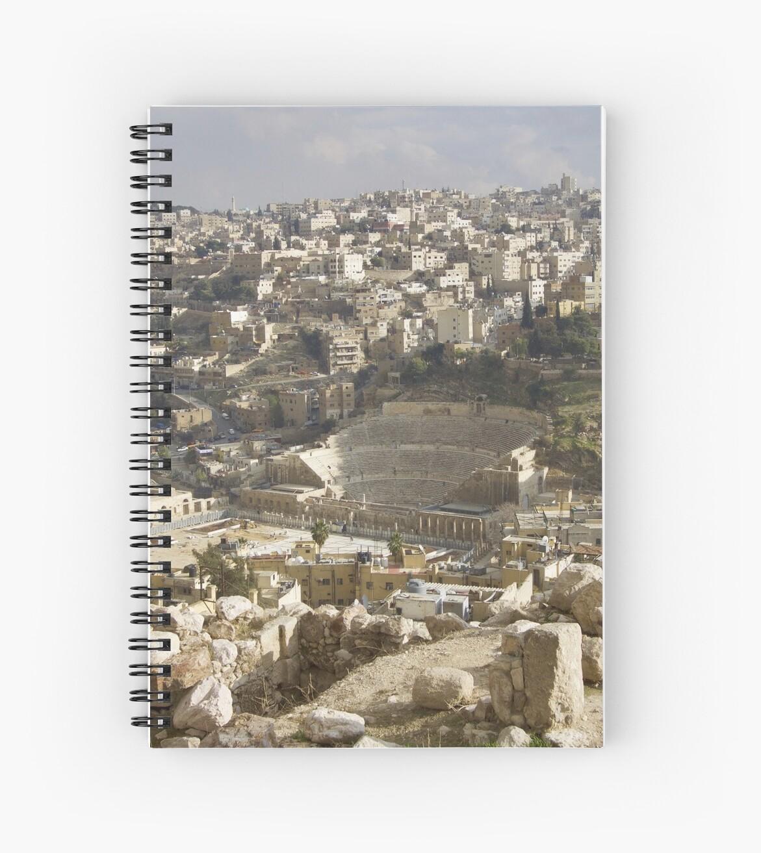 Jordan - Amman - Roman theatre by renprovo