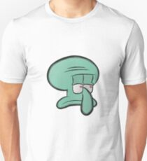 Squidward Unisex T-Shirt