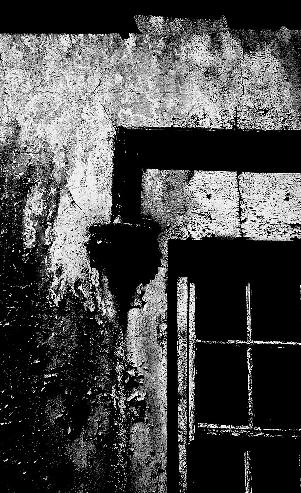 A View of an Armagh Cottage Window #1 by ragman