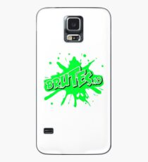 Brutes.io (Logo Green) Case/Skin for Samsung Galaxy