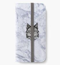wolf iPhone Wallet/Case/Skin