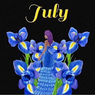 July by ArianaFire