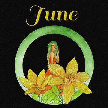 June by ArianaFire