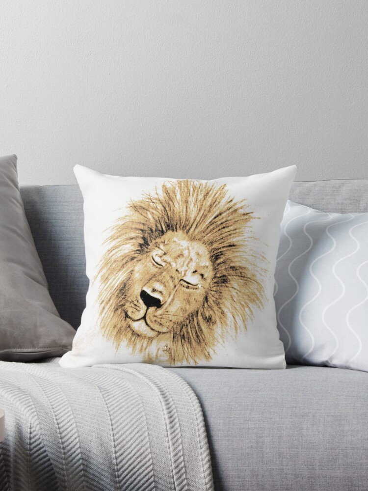 Sleeping Lion by coppertrees