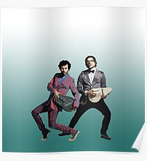 Flight of the Conchords 5 Poster