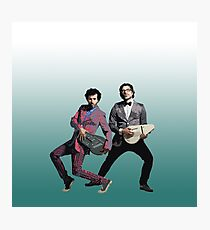 Flight of the Conchords 5 Photographic Print