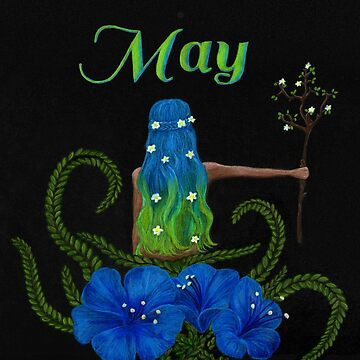 May by ArianaFire