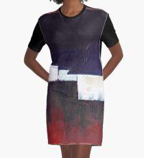 Dark reaction Graphic T-Shirt Dress